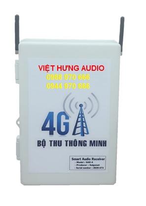cụm thu truyền thanh thông minh 4g