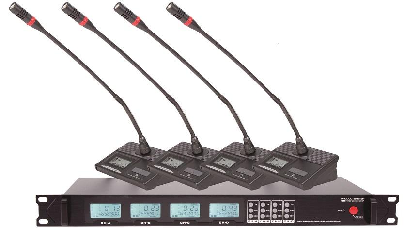 micro không dây sk 940
