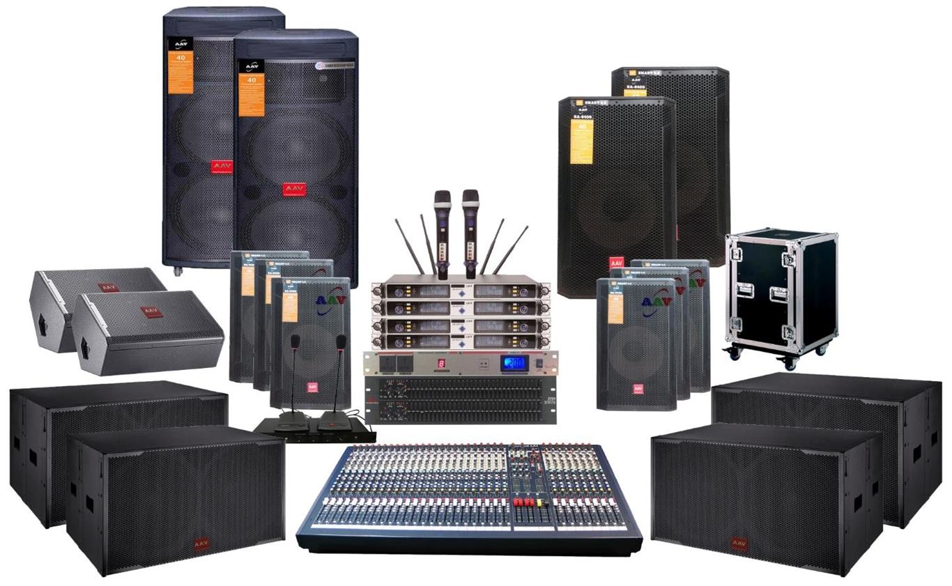 hệ thống âm thanh hội trường nhà văn hóa tỉnh ủy cơ động tiện lợi giá rẻ