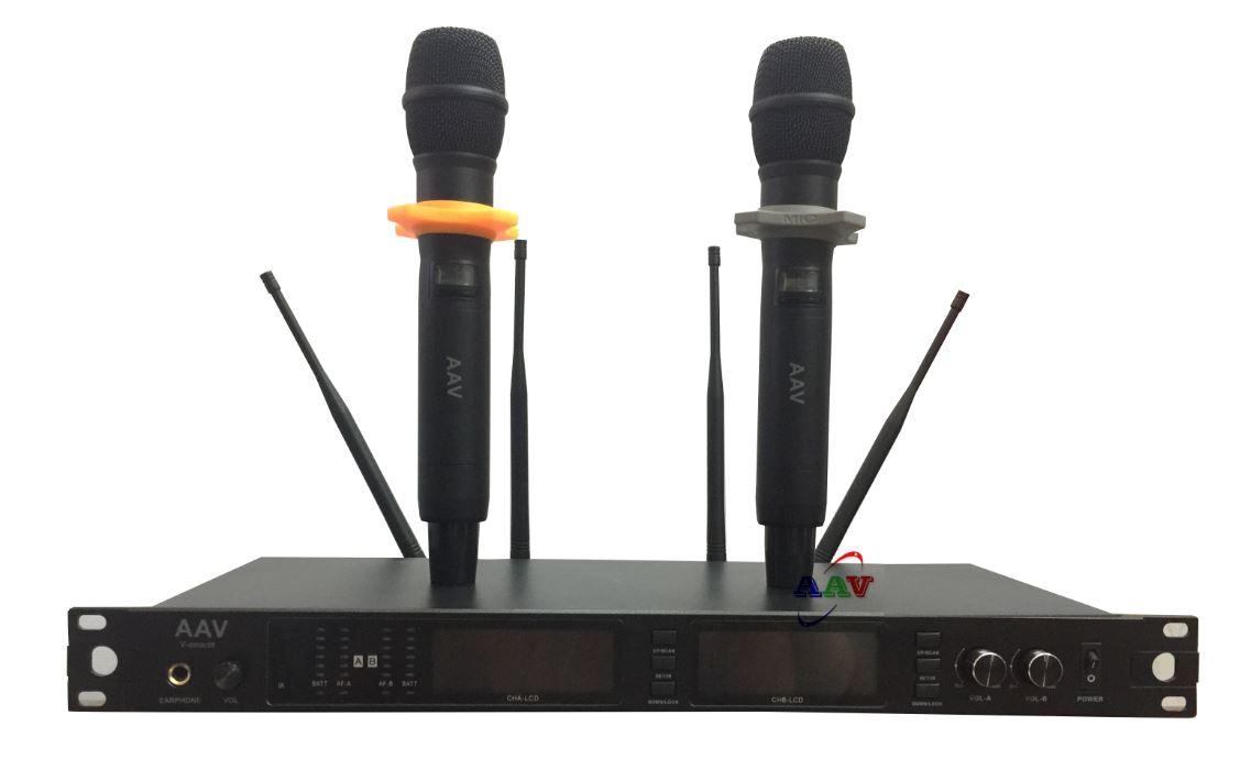 micro không dây cho dàn âm thanh thông báo giá rẻ