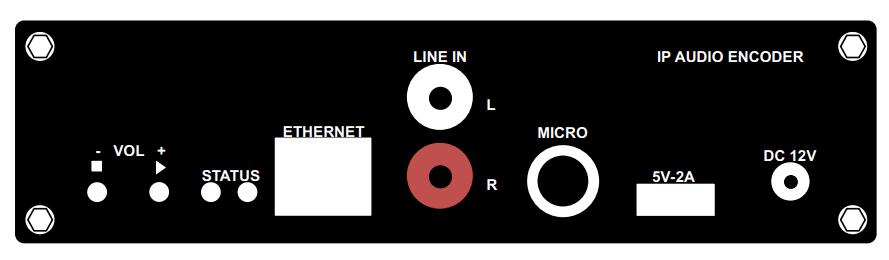 Hệ thống kết nối của micro truyền thanh ip
