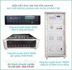 Hệ thống truyền thanh TOA