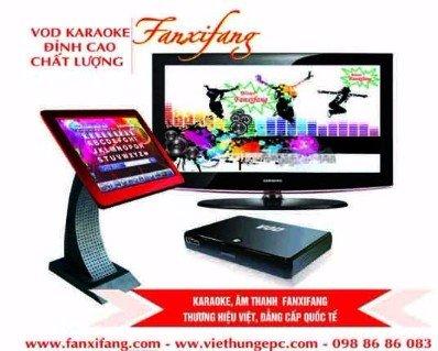 Đầu Karaoke Fanxifang