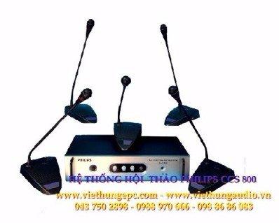 Hệ thống hội thảo Philips