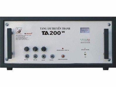 Hệ thống truyền thanh DKD