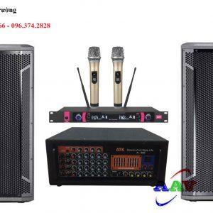 Dàn âm thanh sân khấu giá rẻ 17.600.000đ