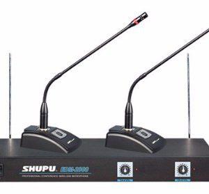 Microphone Shupu EDM-2000, Micrphone chuyên dùng cho hát karaoke,microphone biểu diễn,microphone chất lượng tốt