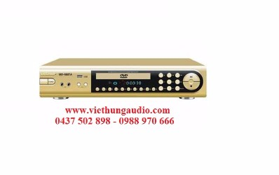 ĐẦU KARAOKE CALIFORNIA DVD MIDI 888TB – Việt Hưng Audio