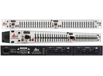 Equalizer DBX 215S