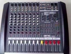 MIXER BMG 802F, Mixer chuyên dùng cho hội trường, quán bar, vũ trường, mixer chuyên nghiệp