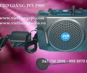 MÁY TRỢ GIẢNG JVS P-98S CÓ USB, MICRO ĐEO TAI, CÔNG SUẤT LỚN GIÁ RẺ
