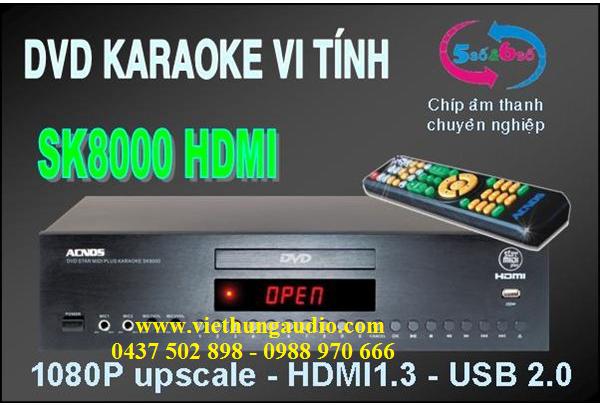 Star MIDI Plus HDMI SK8000HDMI – Việt Hưng Audio