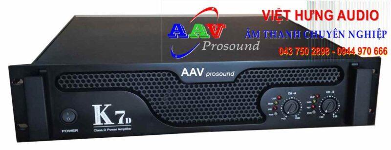 Cục đẩy công suất chất lượng cao AAV K7D