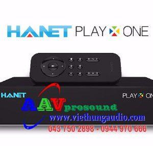 Đầu HANET karaoke Play X One 2 TB   Đầu karaoke cao cấp chất lượng tốt
