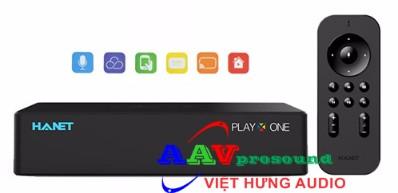 Đầu HANET PlayX One 4 TB – Đầu karaoke dung lượng lớn tại Hà Nội