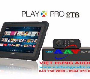 Đầu Hanet PlayX Pro 2 TB – Đầu karaoke thế hệ mới cao cấp tại Hà Nội