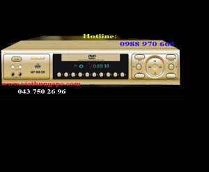 Đầu karaoke CALIFORNIA 168 OK – Việt Hưng Audio