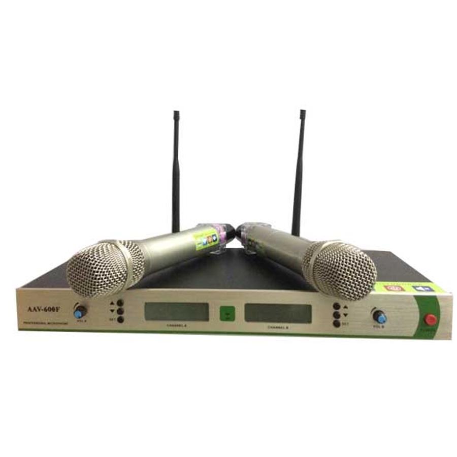 Micro không dây AAV 600F