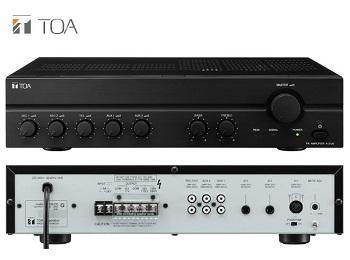 Tăng âm truyền thanh liền Mixer TOA A-2030
