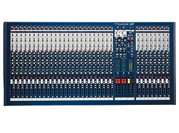 Mixer SOUNDCRAFT LX7II 32
