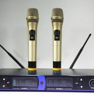 Micro không dây VHM-555 tiện nghi, sang trọng, chất lượng và giá bán tốt