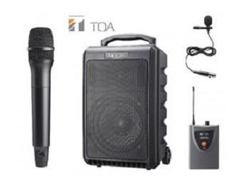 Tăng âm di động TOA WA-Z100SD AS