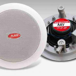 Loa VSAT-818 tuyệt tác của dòng loa âm trần, điểm 10 cho thiết kế và chất lượng âm thanh
