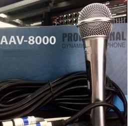 Micro không dây AAV 8000