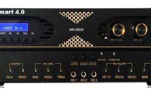 Ampli karaoke AAV AK-6000C