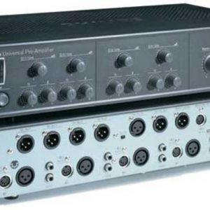 Amply Plena Universal Pre-Amplifier BOSCH LBB 1920/00 (hệ thống âm thanh)