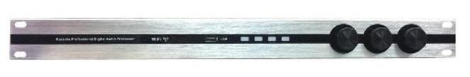 Amply karaoke 350W x 4 kênh chính hãng – Vang số liền công suất AAV PE-350