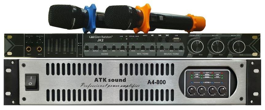 Tổng hợp các Amply karaoke hát hay, giá tốt đang được ưa chuộng nhất thị trường