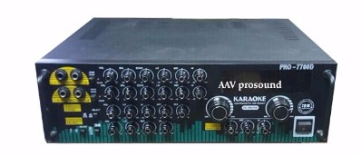 Amply AAV PRO 7700D – Amply chất lượng cao giá tốt tại Việt Hưng