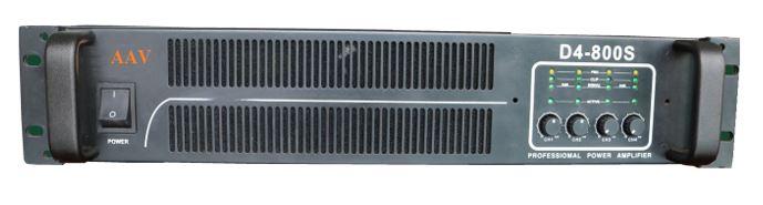 Đẩy công suất Class D 4 kênh x 800W AAV D4-800S