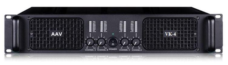 Đẩy công suất 4 kênh x 400W AAV VK4