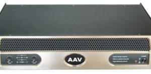 Đẩy công suất 2 kênh x 1000W AAV K-1002