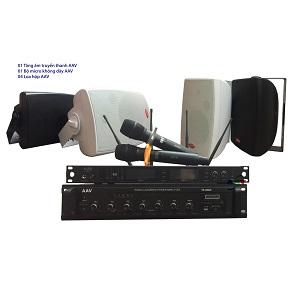 Dàn âm thanh phòng học chuyên nghiệp, chất lượng cao, giá rẻ nhất