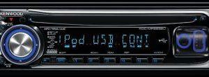 Đầu đọc CD singer DIN KENWOOD KDC-MP5539U giá tốt chất lượng tốt
