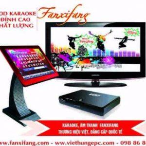 Đầu karaoke Fanxifang – Đầu karaoke VOD giá tốt chất lượng cao