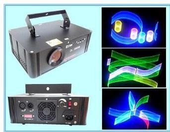 Đèn Laser 3D 1W RGB chất lượng tuyệt hảo