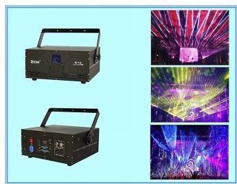 Đèn Laser Hoạt hình 8W RGB chuẩn nhất