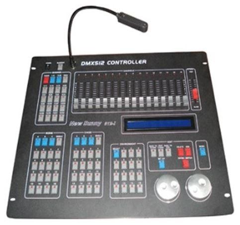 Bàn điều khiển đèn sân khấu LSK-DMX 512 Sunny
