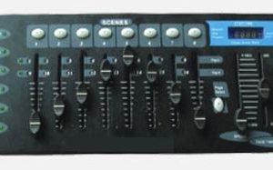 Bàn điều khiển đèn sân khấu LSK-DMX 512
