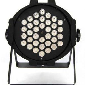 Đèn sân khấu, đèn par led 36 bóng x 3W full màu LSK-36F