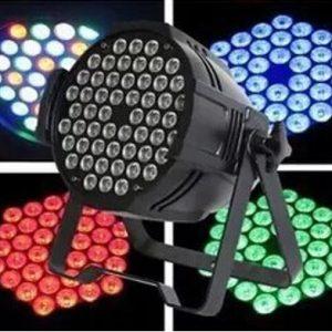 Đèn sân khấu, đèn par led 54 bóng x 3W full màu LSK-54F