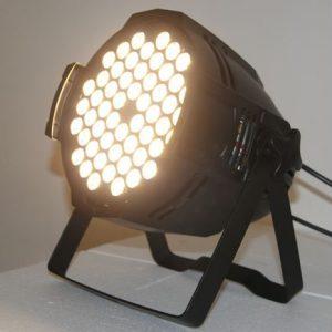 Đèn sân khấu, đèn par led 54 bóng x 3W màu vàng nắng LSK-54V