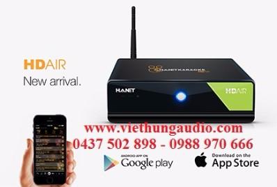 HANET KARAOKE HDAIR – Việt Hưng Audio