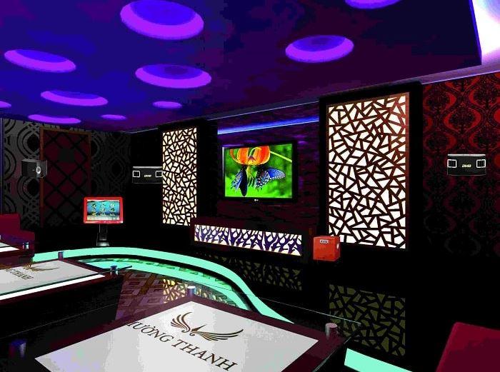 Bộ karaoke kinh doanh