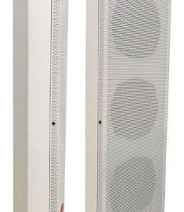 Loa cột 150W, Loa cột công suất lớn, cao cấp, chuyên dùng cho các khu vực ngoài trời, không gian rộng, chịu mưa nắng AAV VS-150
