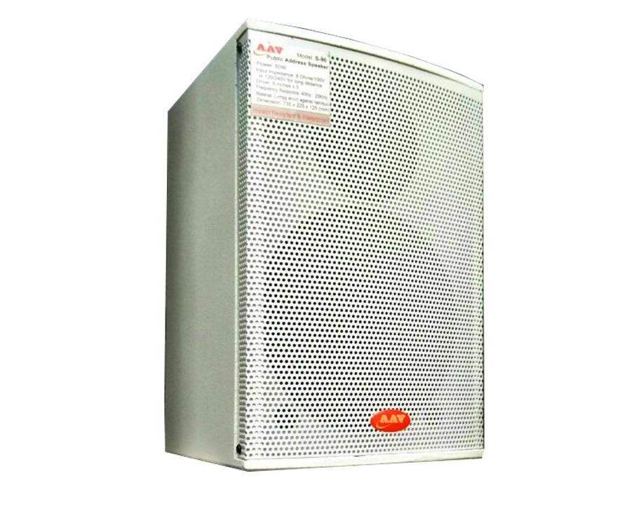 Loa hộp chất lượng cao 40W AAV chuẩn nhất cho âm thanh hội trường nhà văn hóa, hội thảo hội nghị